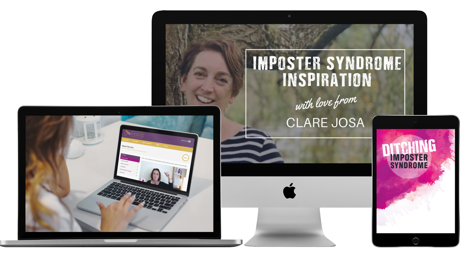 Imposter Syndrome Inspiration